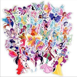 Accessories - Brand New 30Pcs Beautiful Fairy Stickers